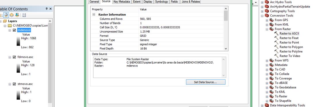 Erro Cellsize - MGB Pre Processing Nybdkj