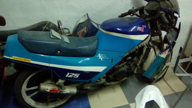 Proyecto Suzuki RG 125 de competición Oa5is3