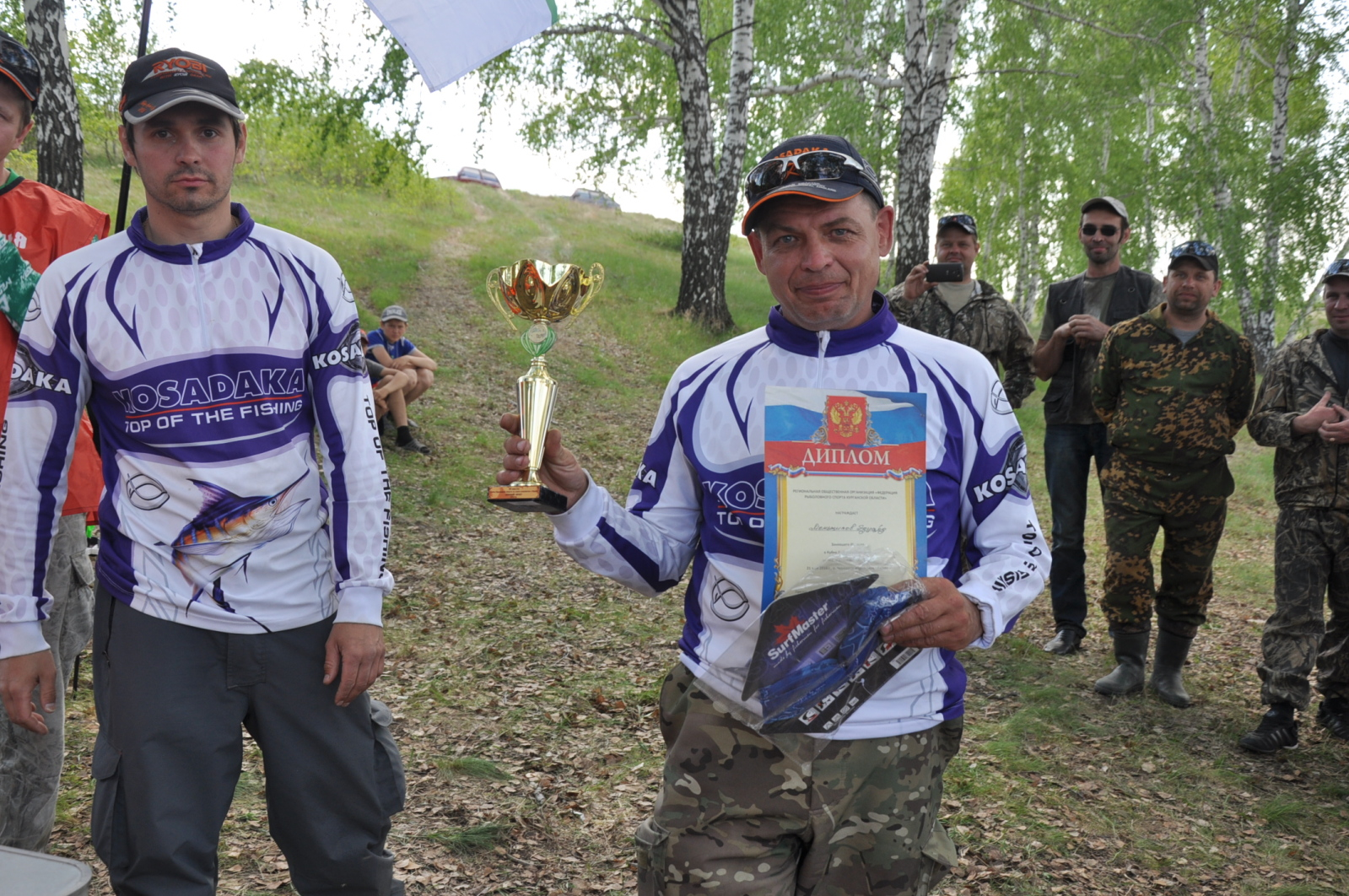 Кубок Курганской области по ловле спиннингом с берега - Страница 3 Oarsb4