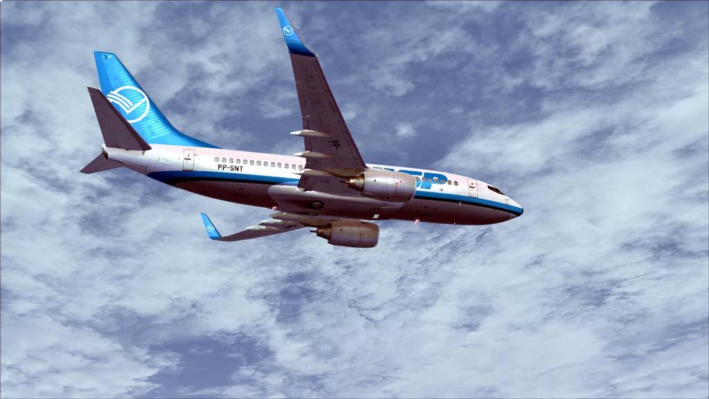Boeing 737-700 Vasp Of3wud