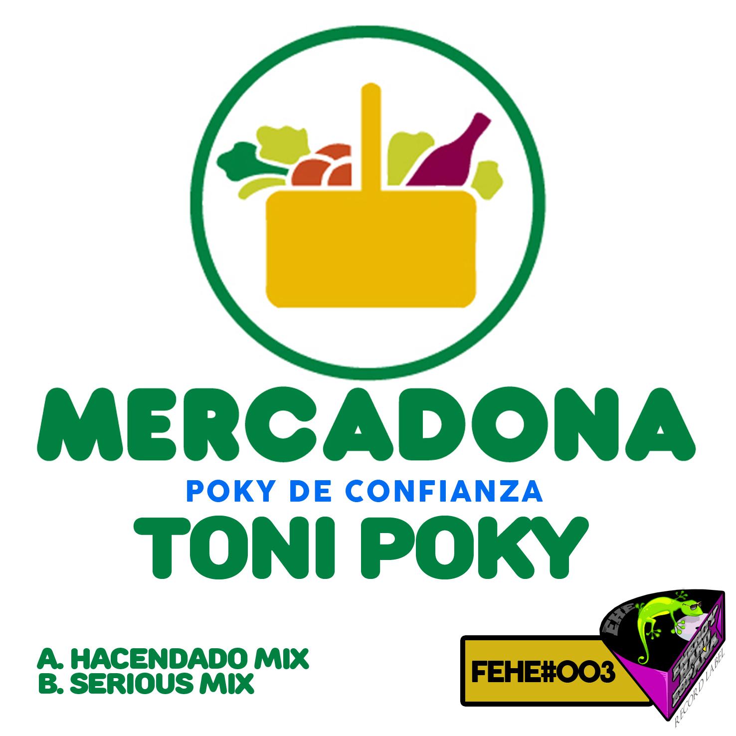 TONI POKY - POKY MERCADONA [REGALO NAVIDEÑO ENERGY HARD ESPAÑA] Ok4t4n