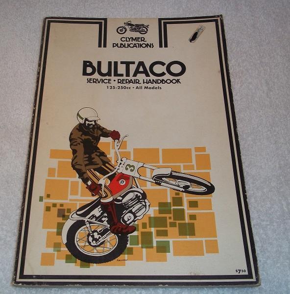 Libros extranjeros sobre motos españolas Qxq89k