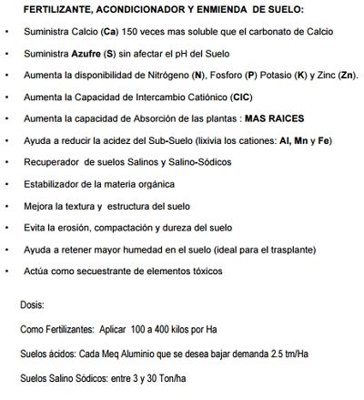APORTE DE CARBONATO CÁLCICO AL OLIVAR COMO ABONADO R91rm0