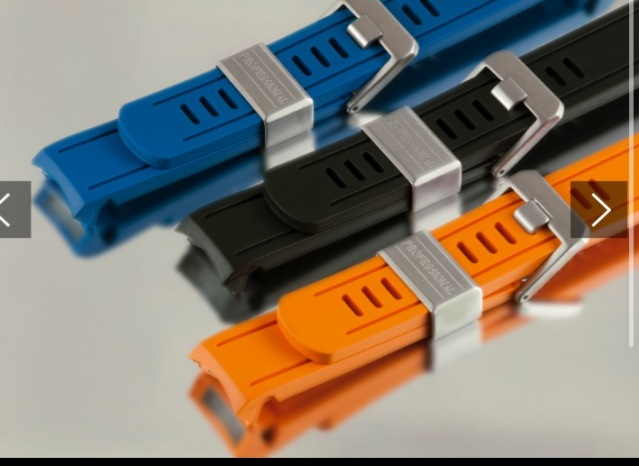 Crafter Blue: caucho Marinemaster y Sumo R9ili9