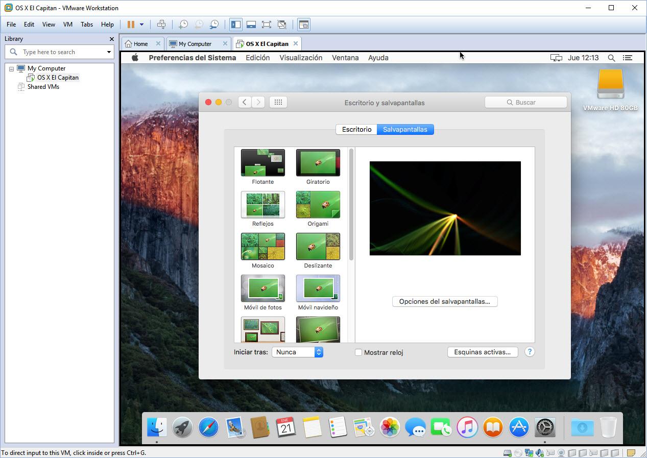 [TUTORIAL] VMWARE: INSTALANDO OS X EL CAPITÁN EN OS X Y WINDOWS... A LA BILBAÍNA Radylz