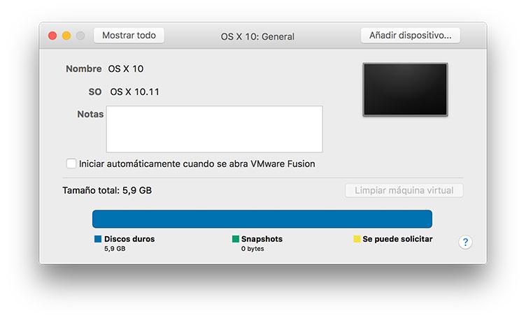 [TUTORIAL] VMWARE: INSTALANDO OS X EL CAPITÁN EN OS X Y WINDOWS... A LA BILBAÍNA Rbazhu