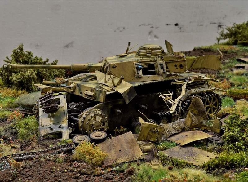 """Pz.Kpfw. IV Ausf. G, или… пламенный привет от """"зверобоя""""… 1/35 Rte1rq"""