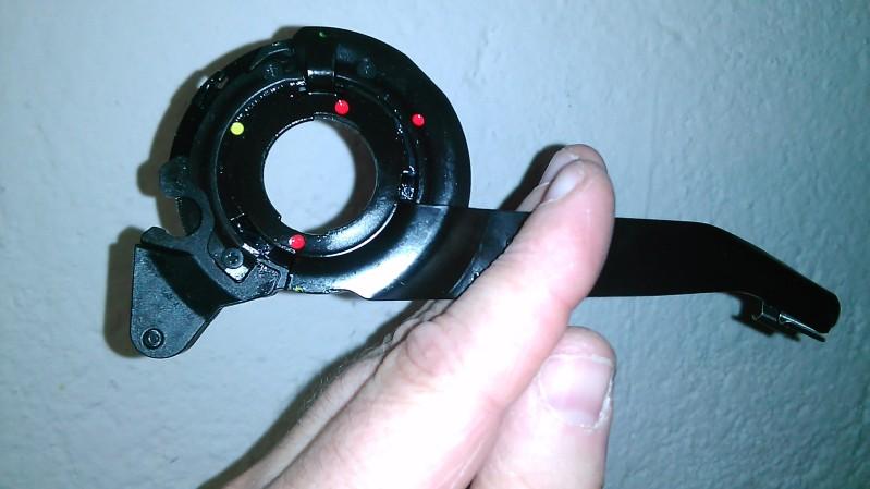 Montaje de un cambio integrado Shimano Alfine 11v. Sdk1dz