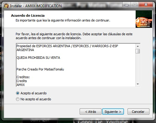 Patch .:ESF AMXX MODIFICATION:. V1 - Página 2 Sdlgts