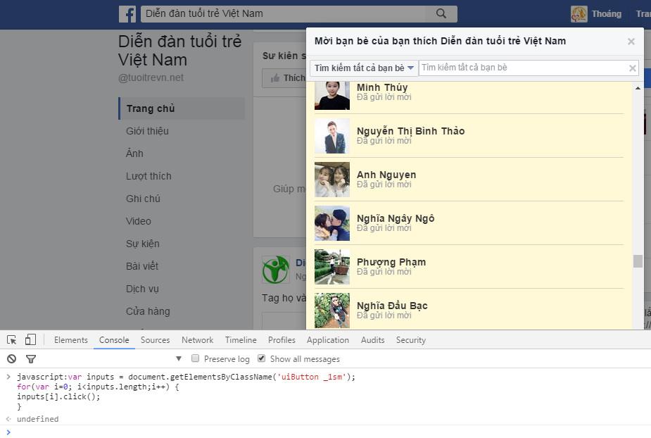 Tổng hợp code auto cực hay mới nhất dùng cho Facebook Slnq8k