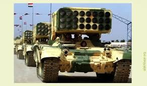 الراجمه TOS-1 عيار 220 ملم T0t9it