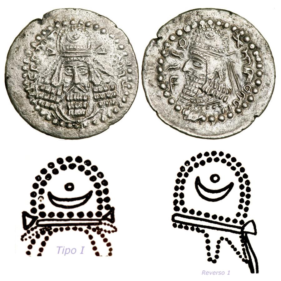 Las coronas de los shas de Persia. T6w6qv