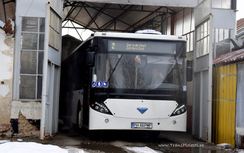 Euro Bus Diamond T8ucdt