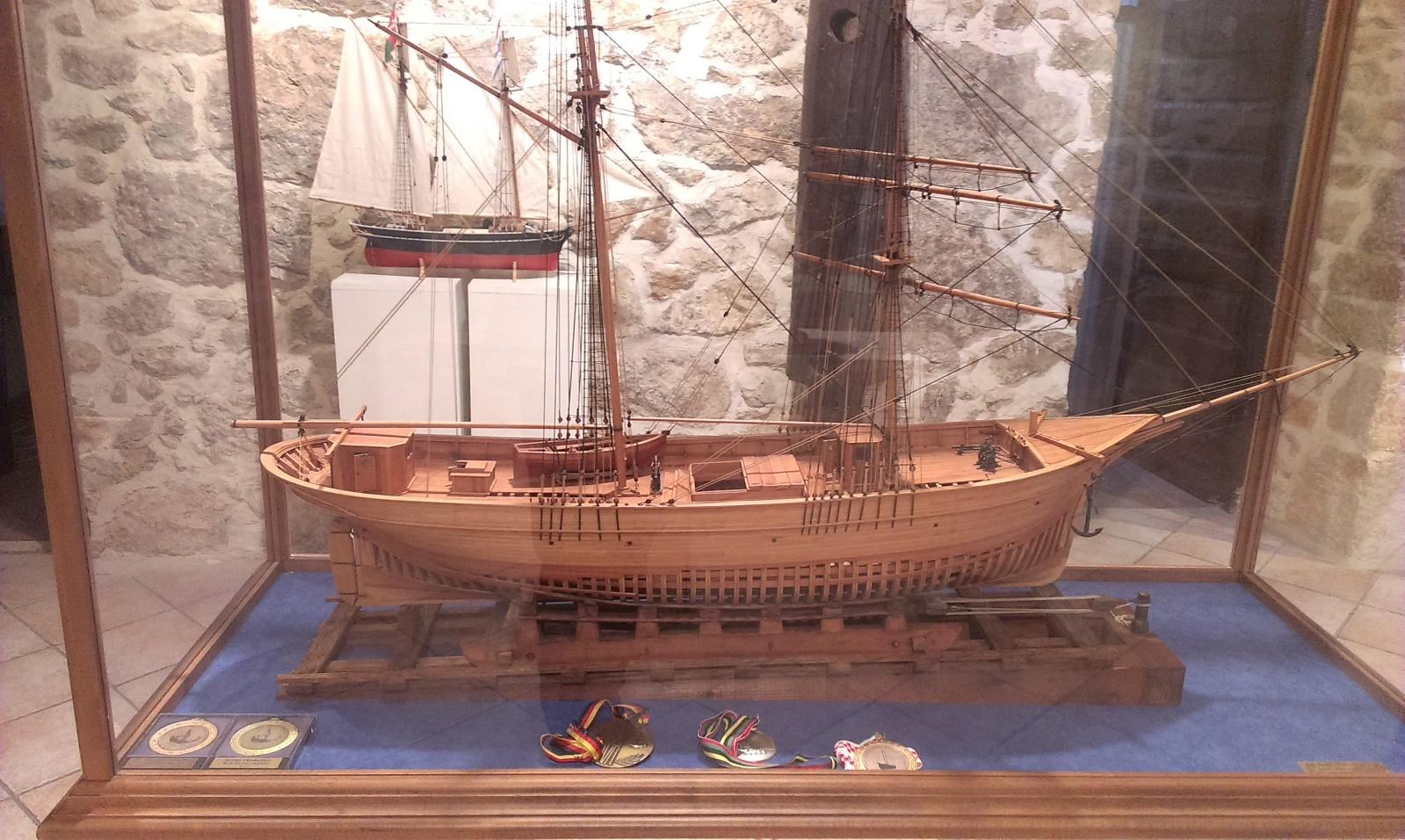 Izložba maketa brodova Vgooyb