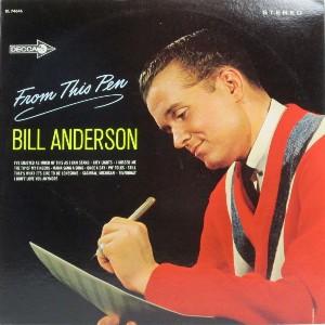 Bill 'Whisperin' Bill' Anderson - Discography (94 Albums = 102 CD's) Vpybdu