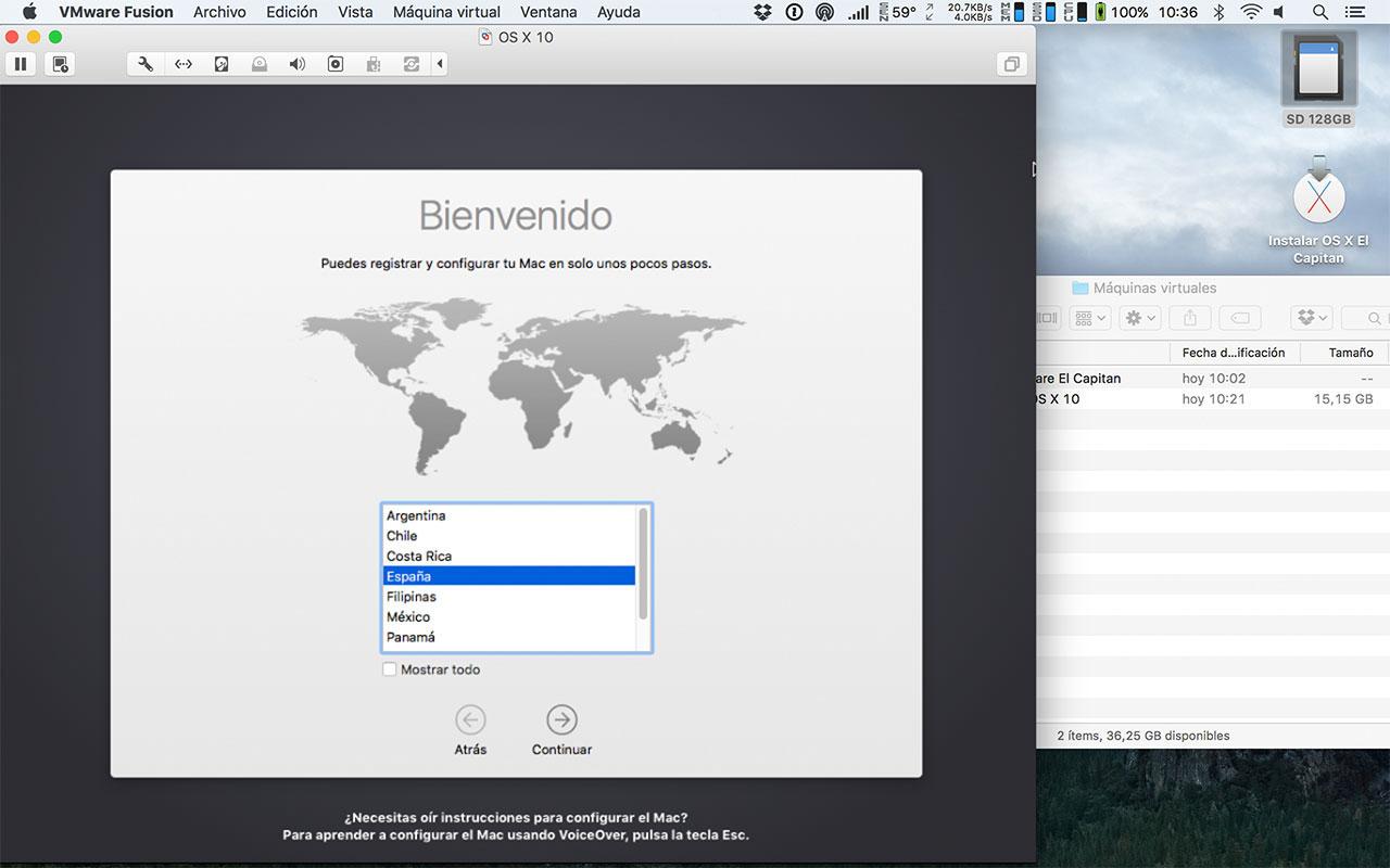 [TUTORIAL] VMWARE: INSTALANDO OS X EL CAPITÁN EN OS X Y WINDOWS... A LA BILBAÍNA Vs04qo