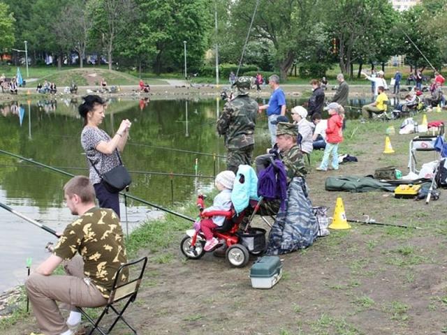 «Народная рыбалка» в мае на Ангарском пруду W1aejp