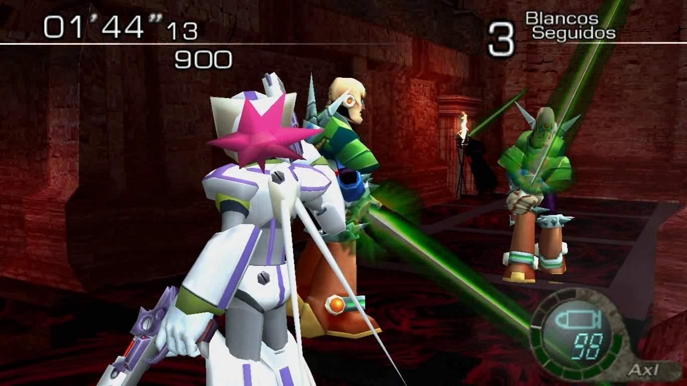 Mega Man Maverick Hunter X - Sigma por Armaduras Wiae81