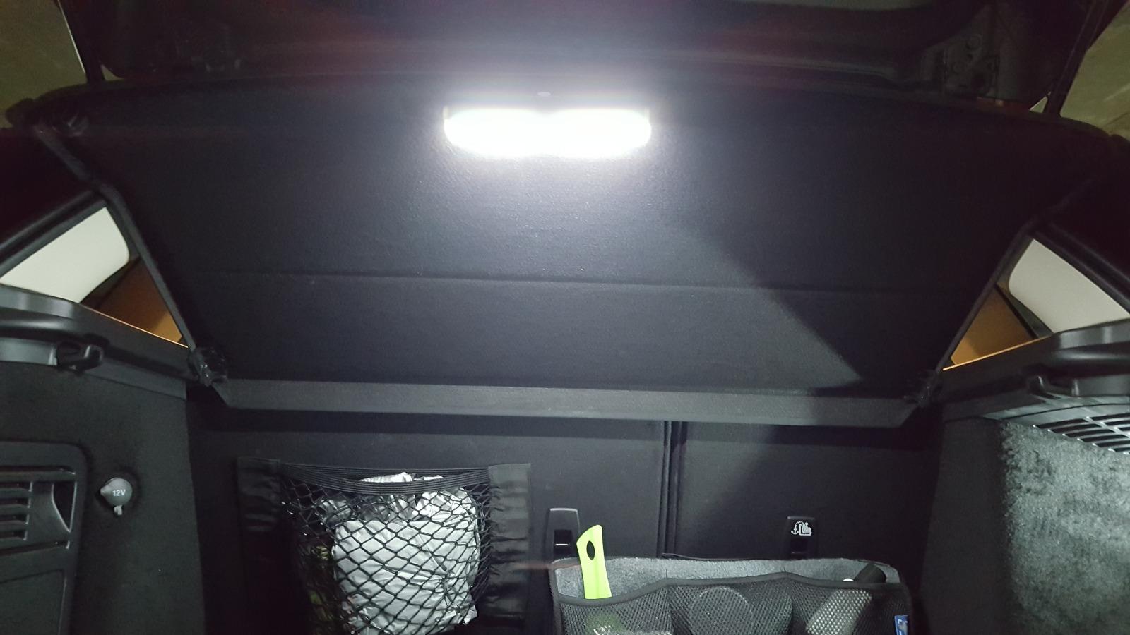 Luz extra para el maletero Wu00vd