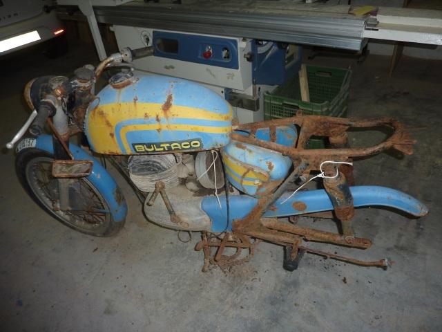 Resurrecció Bultaco Metralla 62 X35w0w