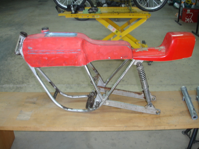 Lambretta Puma 5V de velocidad X5o4uh