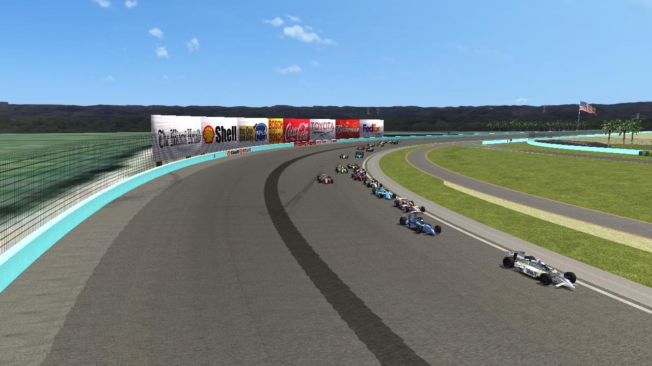 SCE CART Homestead 1998 Speedway X6egc3