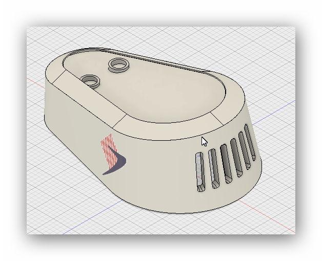 """MB """"Premuda"""" u crtežima CAD programa Xcvpxe"""