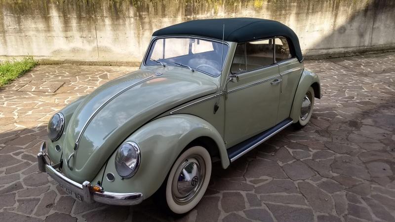 Consigli per Volkswagen Maggiolino Cabriolet Xdyy52