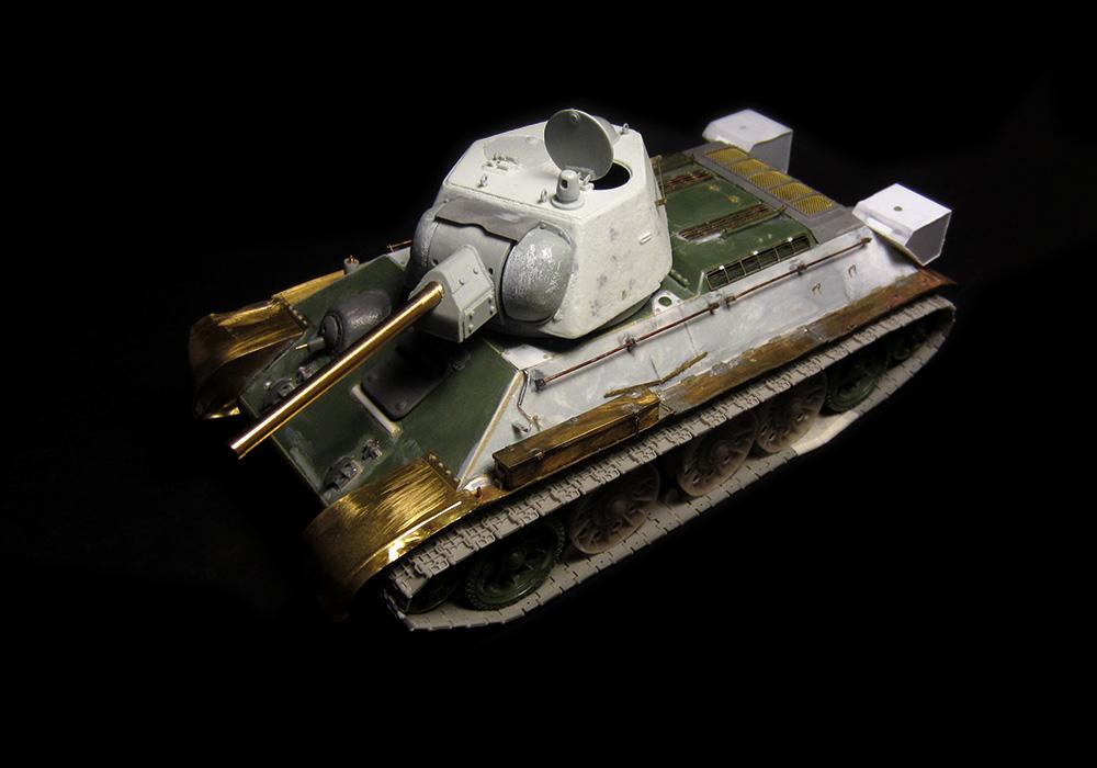 T-34-76 ICM 1/35 - Страница 3 1057gj7