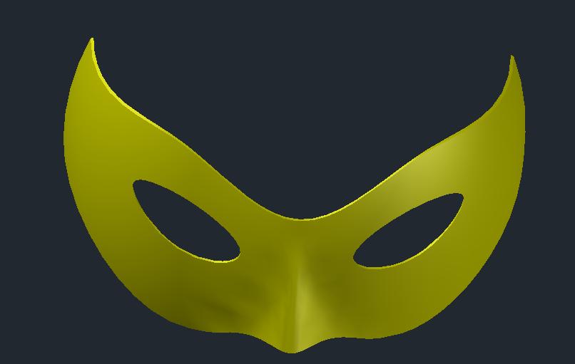 面具-曲面轉實體方法 105s8ys