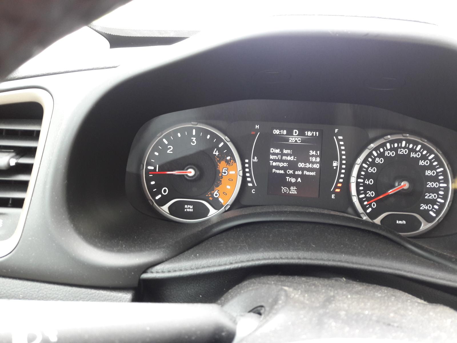 Consumo Médio Diesel 107klr6