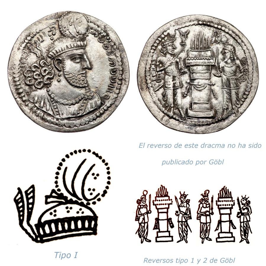 Las coronas de los shas de Persia. 10dwobl