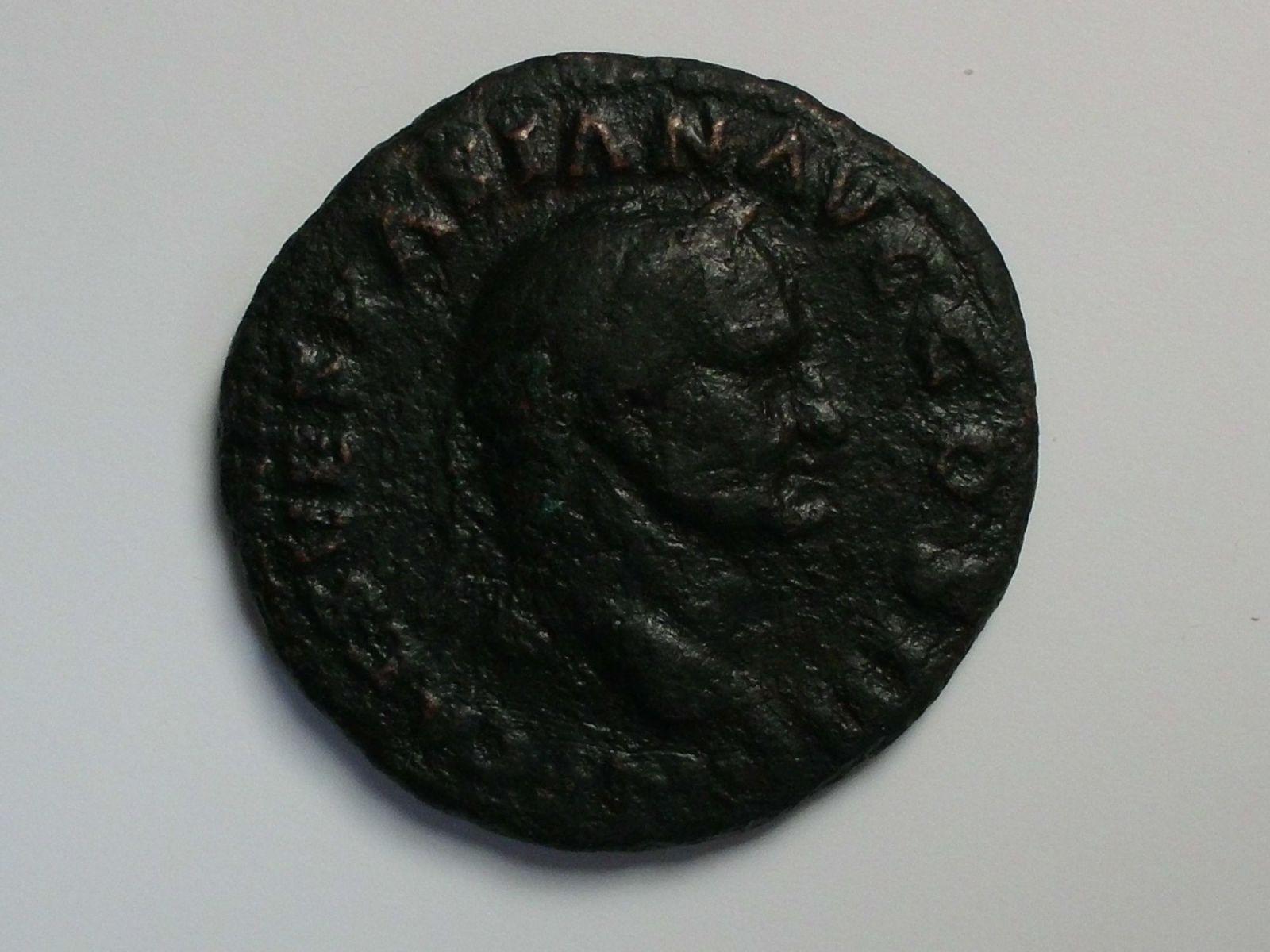 As de Vespasiano. S C - PROVIDENT. Altar. Ceca Roma. 1196sug