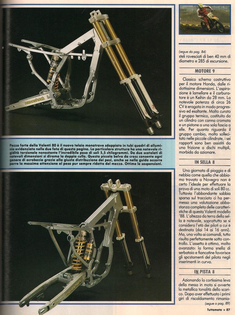 VALENTI MC80 1988 Aluminio 11sc8ig