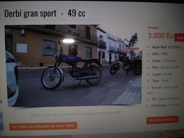 Comprar Derbi Gran Sport 1266139