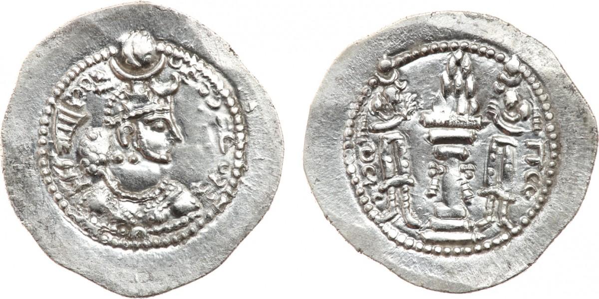 Las coronas de los shas de Persia. 14o0ur