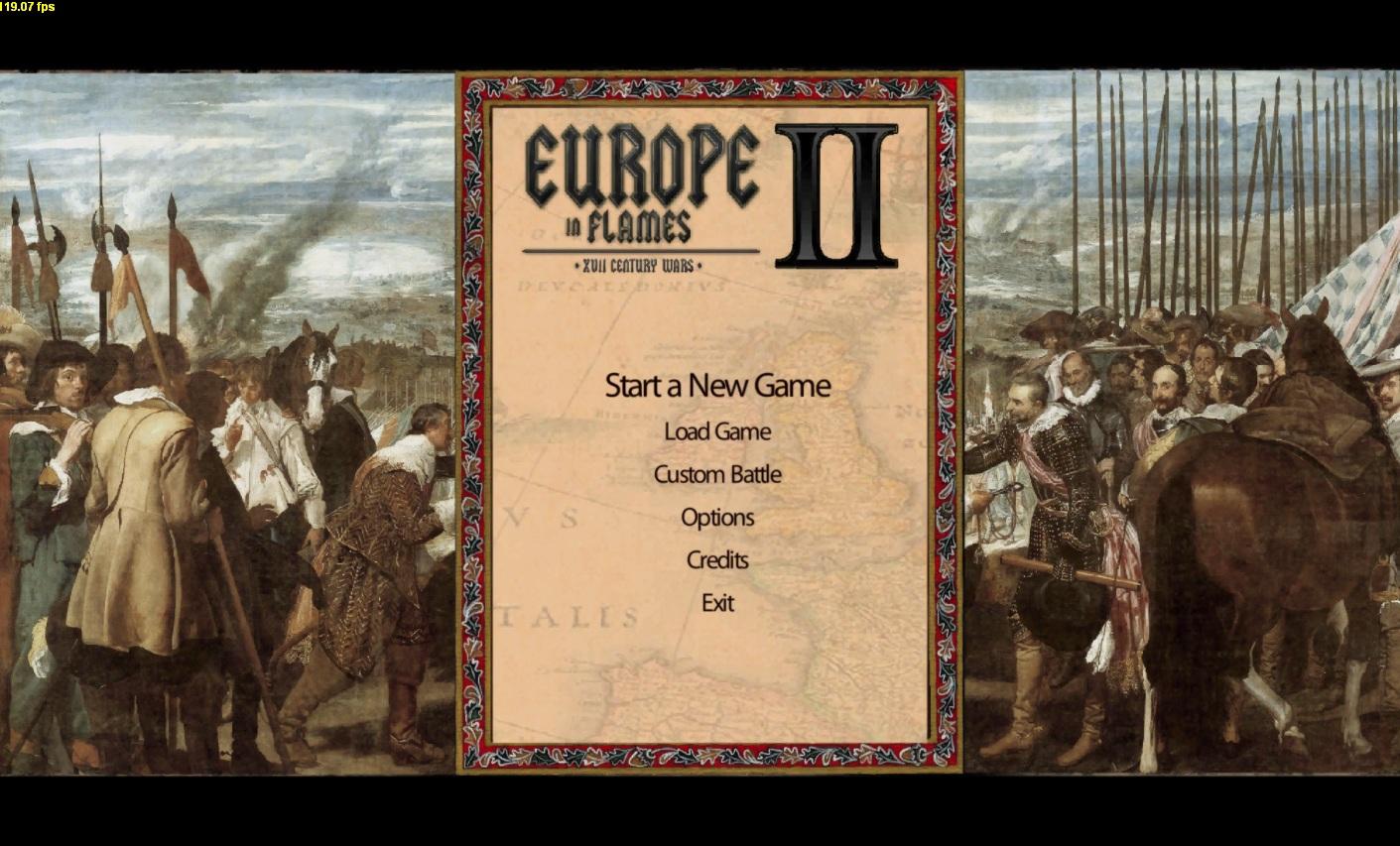 [SP][ES] Europa en Llamas 2 14xec8m