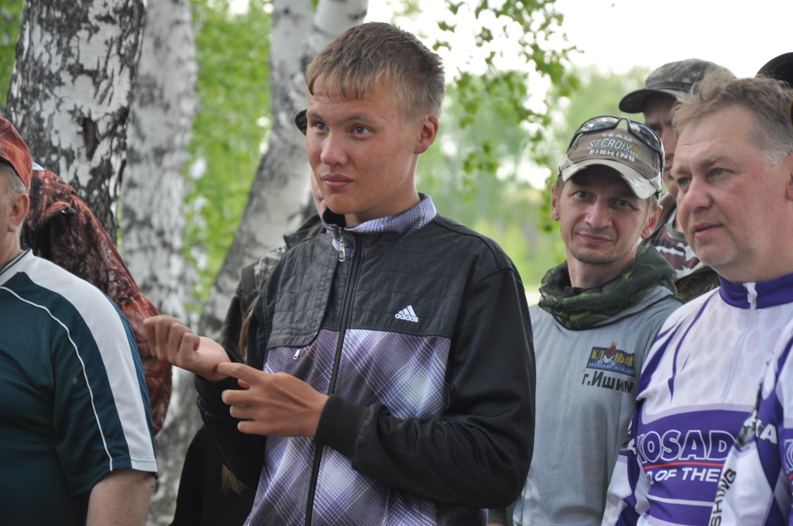 Кубок Курганской области по ловле спиннингом с берега - Страница 3 152mkir