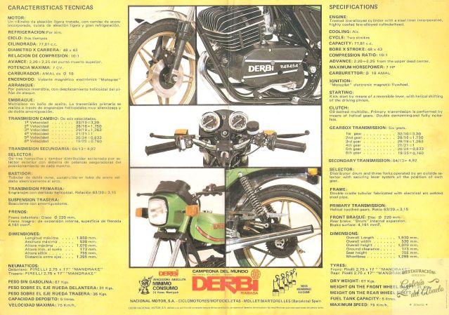 ¿Derbi Coppa 80 GT y TT8 verde? 157cp4