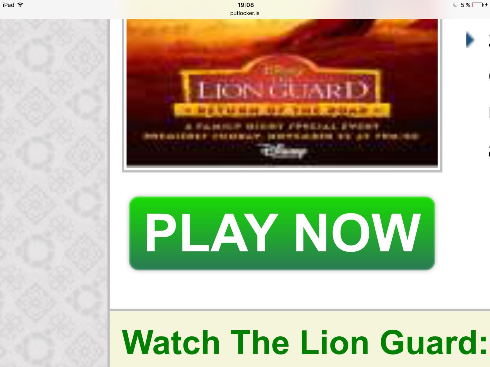 The Lion Guard online completa [Sin descargar]  15gw1o5