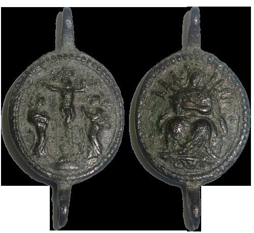 Varias medallas siete dolores de la Virgen María 16gjw1u
