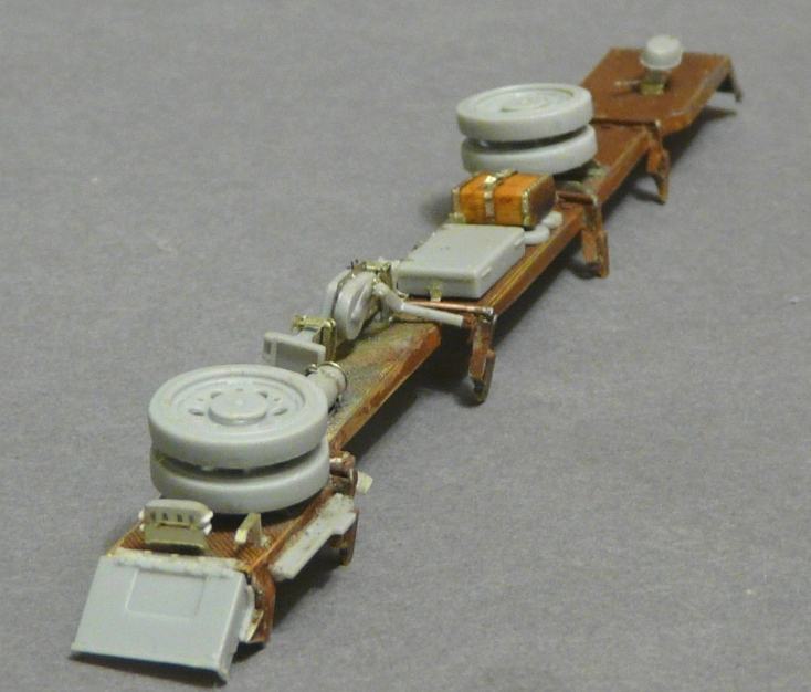 Pz.Kpfw.III Ausf.L зимний вариант., Зимняя тройка.1/35 16l0ebp