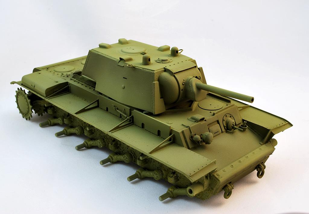 КВ-1 Ленинградский фронт 1942г - Страница 2 1pa4q8