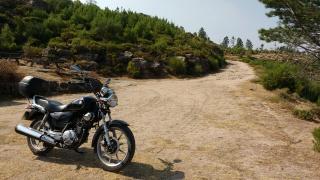"Ajuda: yamaha ybr vs honda cbf - moto 125 de ""aventura"" 1ypk74"