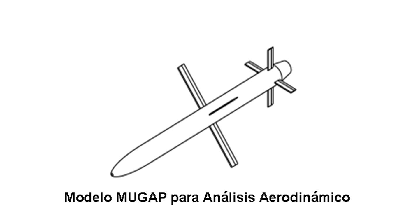 Munición Guiada Argentina de Precisión MUGAP Fabricaciones Militares 1zfhlr4
