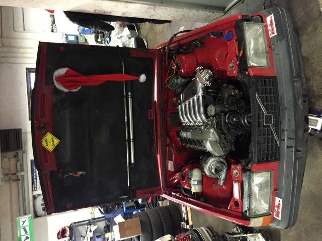 _Macce_ - Volvo 740 M54B30 Turbo : Säljes 207usmo