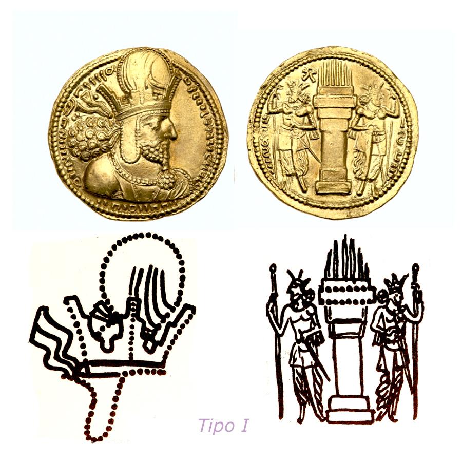 Las coronas de los shas de Persia. 20atjr6