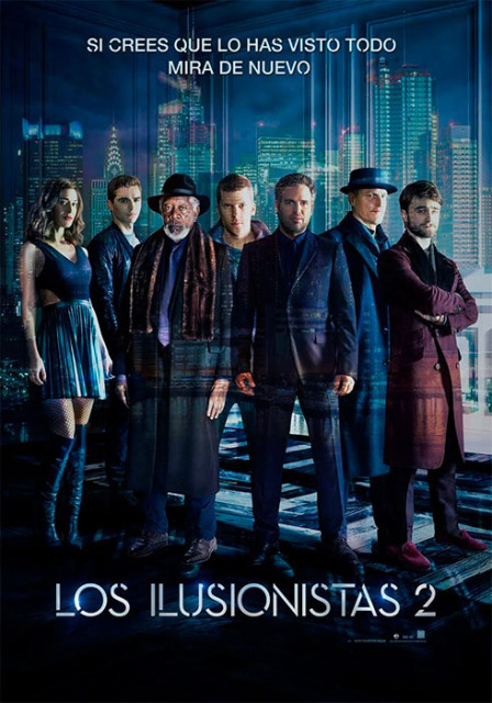 Los Ilusionistas 2 - Now You See Me: The Second Act