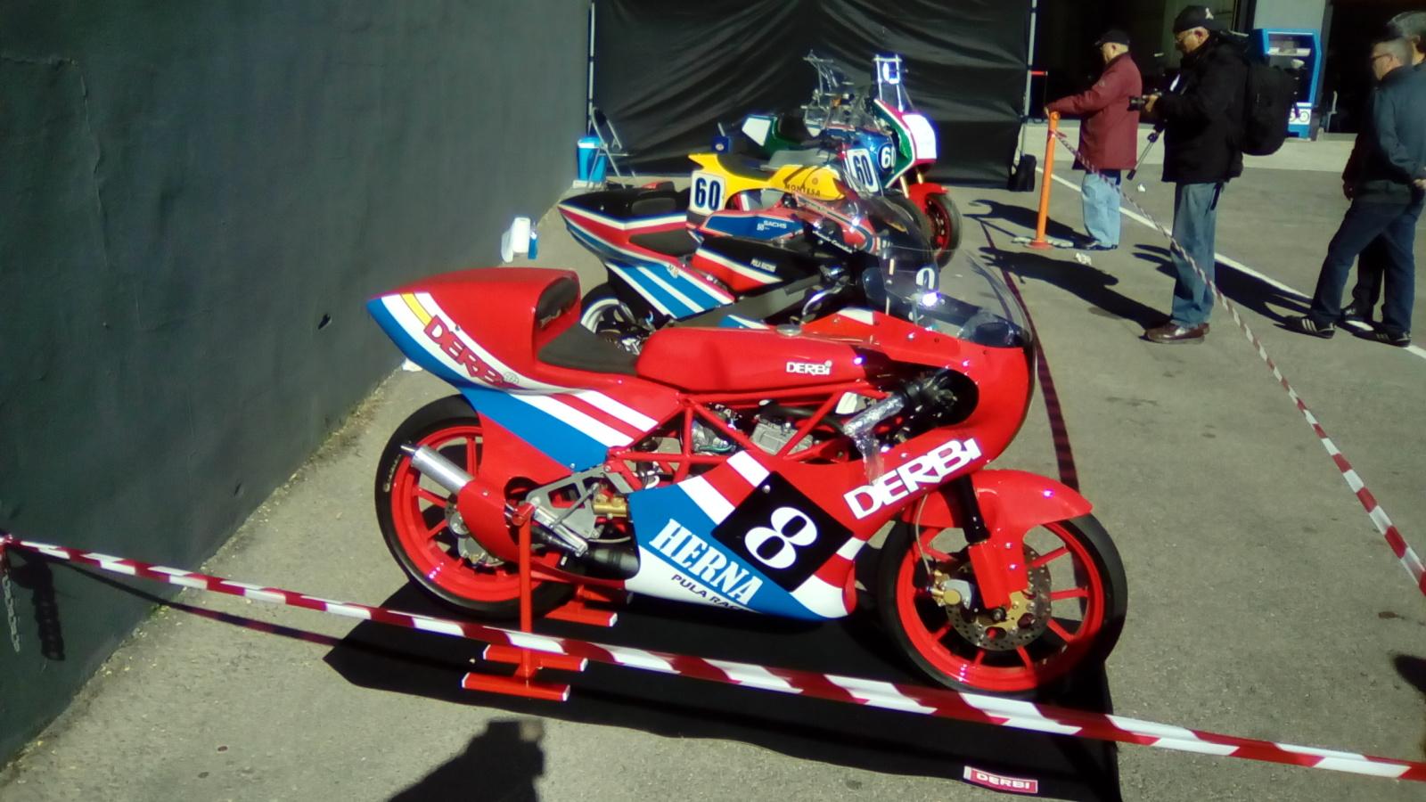 Replica Derbi 125 Moto Herna 212weba