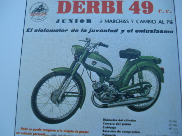 Derbi Junior 23wprax